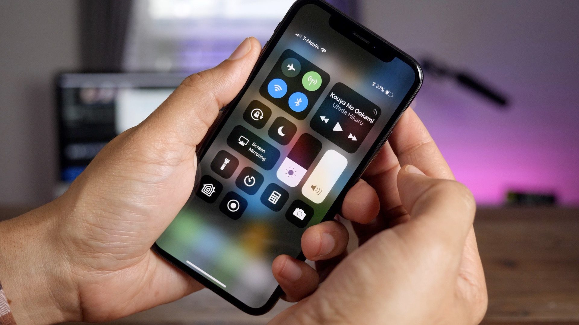 What and how to replace the control gestures in the iPhone X interface