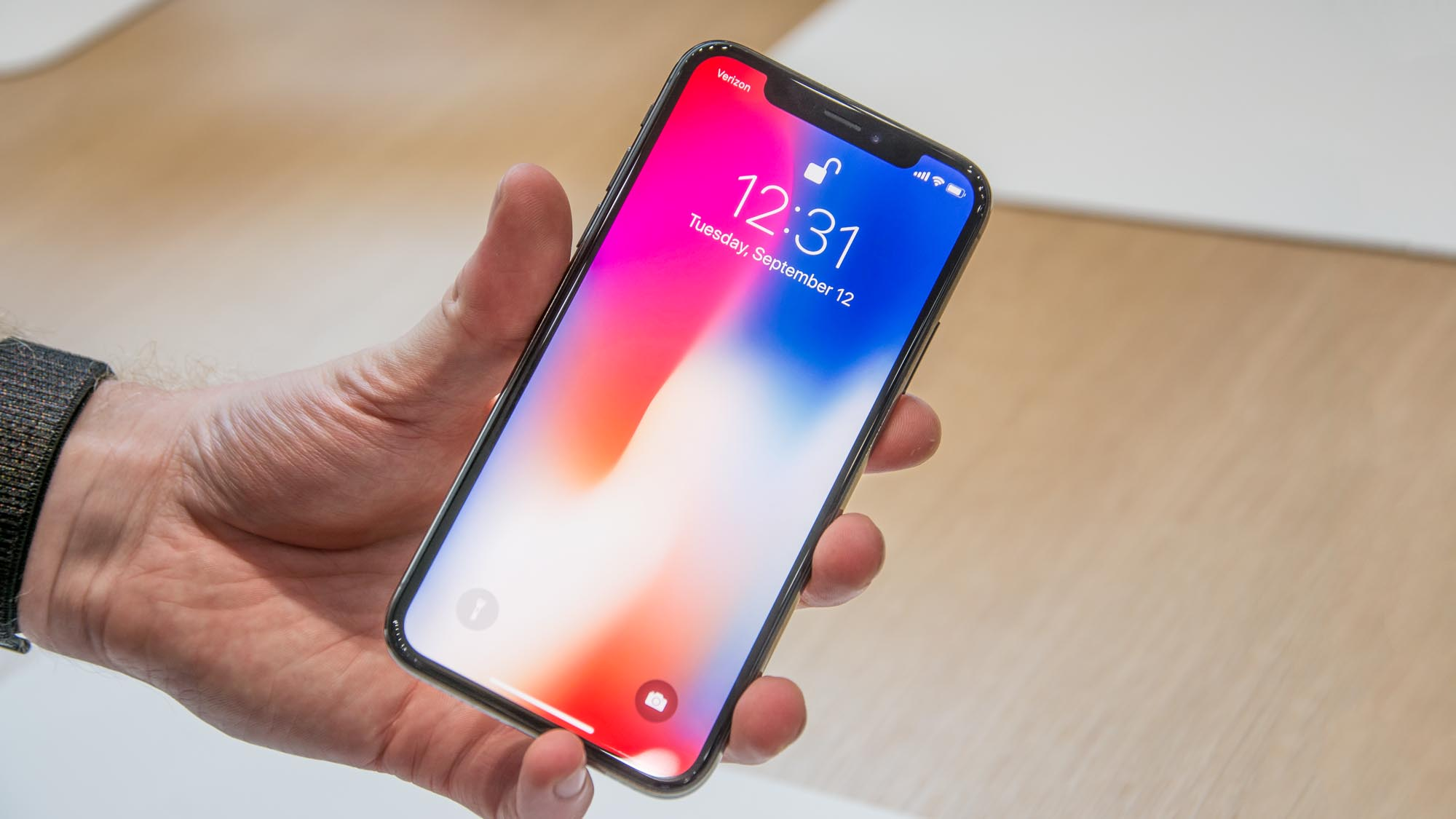 Some iPhone X turned out to be faster than others.
