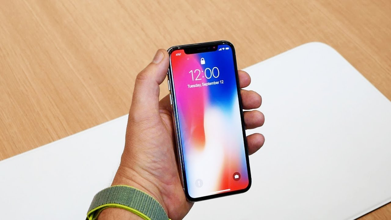 Why is the iPhone X so expensive?