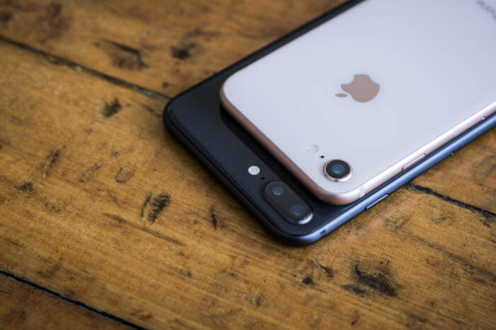 How the iPhone with iOS 11 is used in business