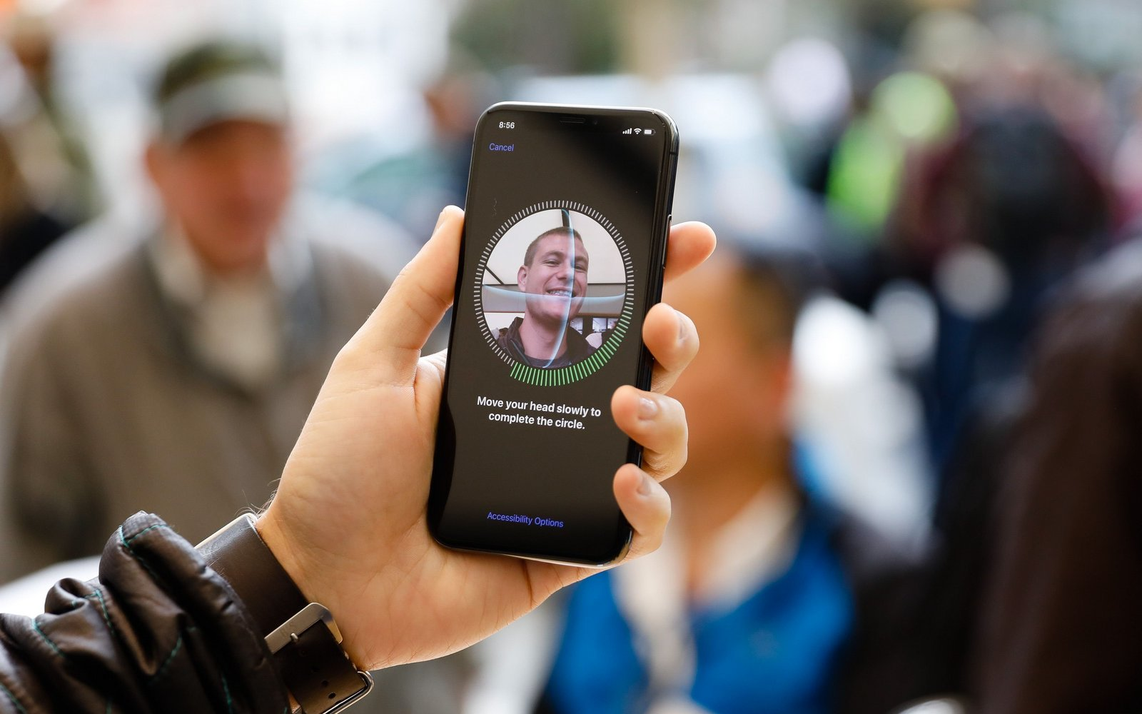 iOS 11.3 will remove one of the limitations of Face ID