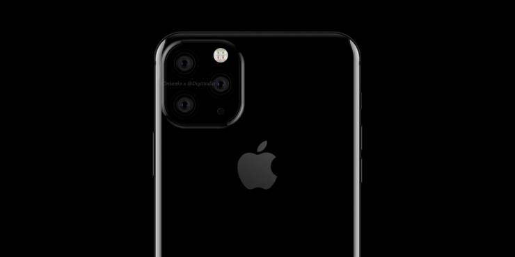 iPhone XI with three cameras?   Better not!