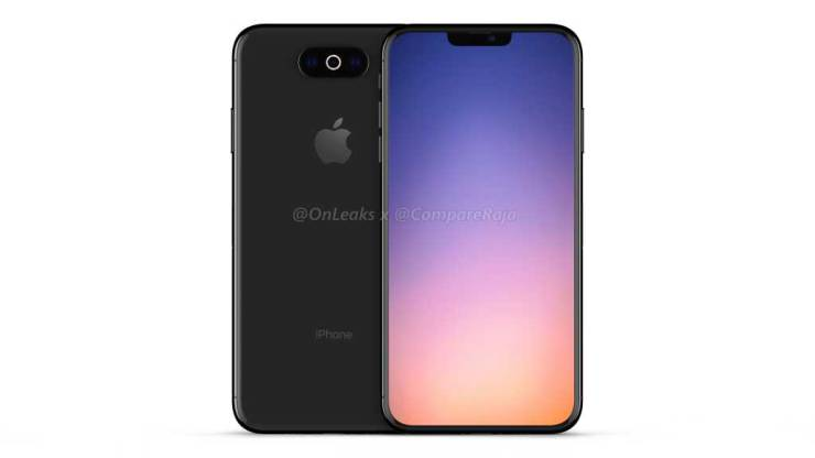 Another iPhone 11 prototype was shown on the renderers.   How do you?