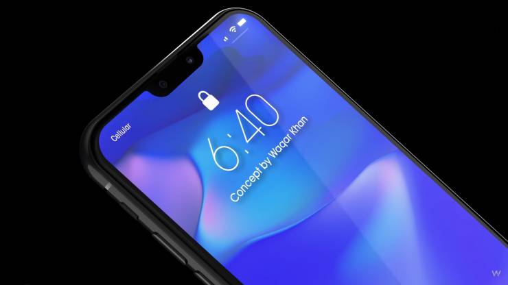 Introduced realistic iPhone concept (2019)