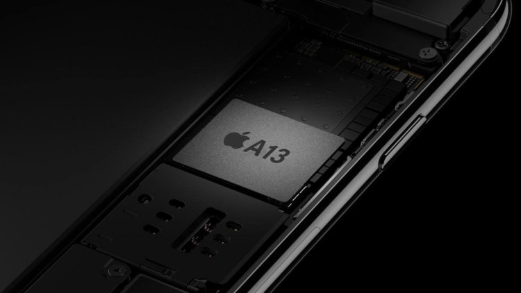 Production of Apple A13 processors has already begun
